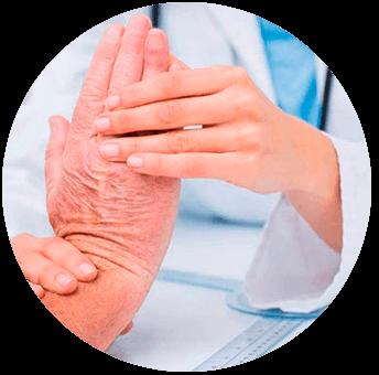 Ortopedista de Mão